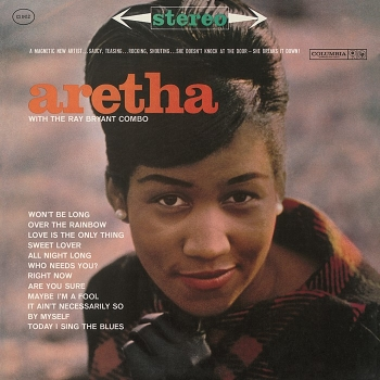 aretha franklin - with the ray bryant combo (33rpm lp)
