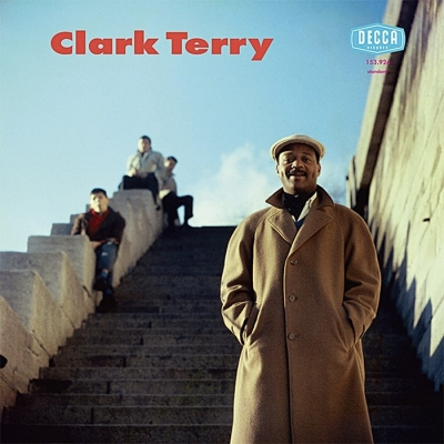 clark terry & orchestra - feat. paul gonsalves (33rpm lp)