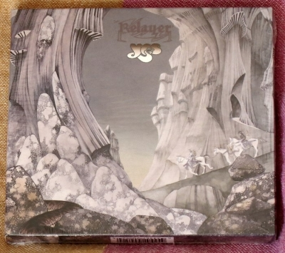 yes - relayer (cd + dvd-a)