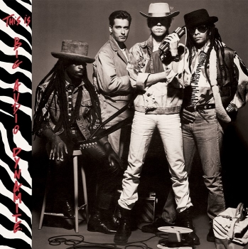 big audio dynamite - this is big audio dynamite (33rpm lp)