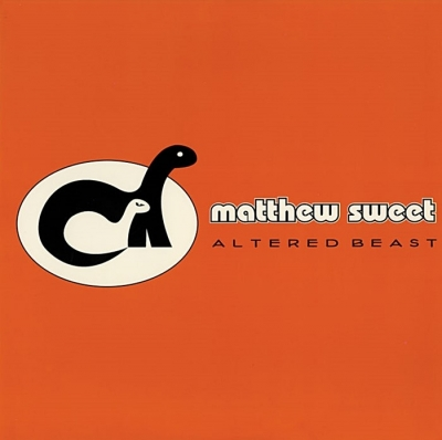matthew sweet - altered beast (2 x 33rpm lp)