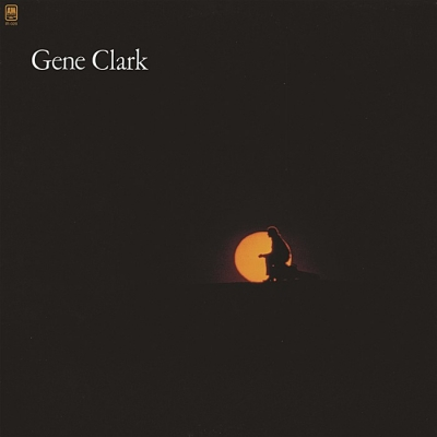gene clark - white light (33rpm lp)