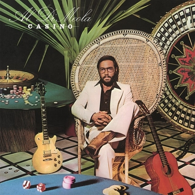 al di meola - casino (33rpm lp)