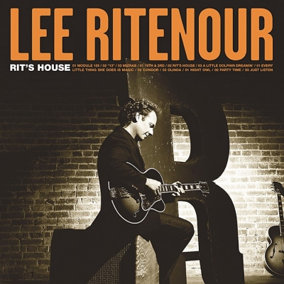 lee ritenour - rit's house (2 x 33rpm lp)