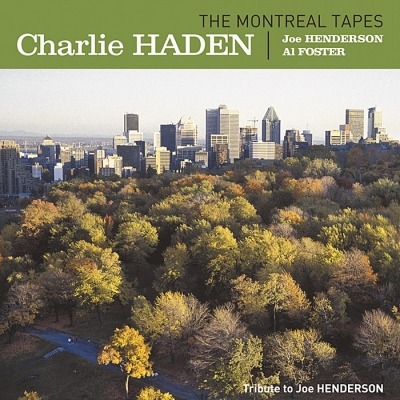 charlie haden - the montreal tapes (2 x 33rpm lp)