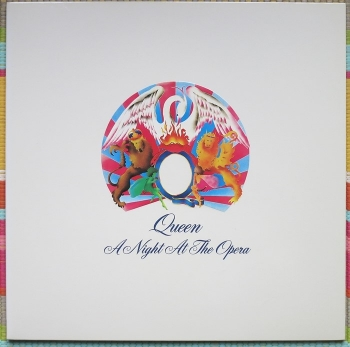 queen - a night at the opera (33rpm lp)