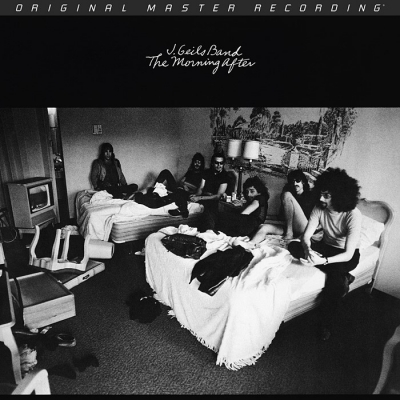 j. geils band - the morning after (33rpm lp halfspeed)