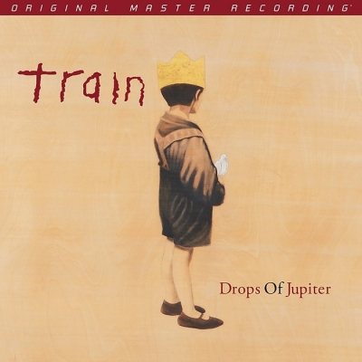 train - drops of jupiter (33rpm lp halfspeed)