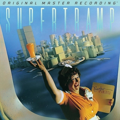 supertramp - breakfast in america (33rpm lp halfspeed)