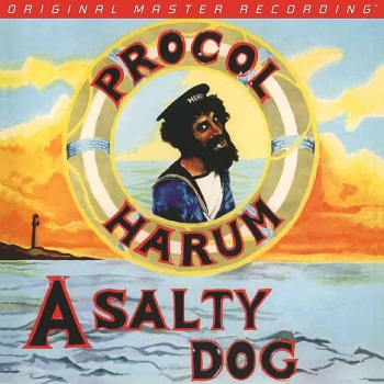 procol harum - a salty dog (33rpm lp halfspeed)