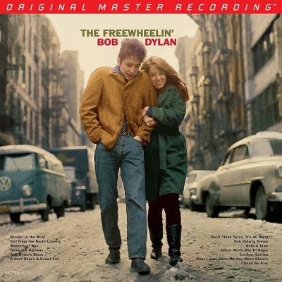 bob dylan - the freewheelin' (2 x 45rpm lp halfspeed mono)