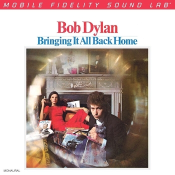 bob dylan - bringing it all back home (2 x 45rpm lp halfspeed mono)
