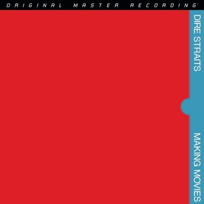 dire straits - making movies (2 x 45rpm lp halfspeed)
