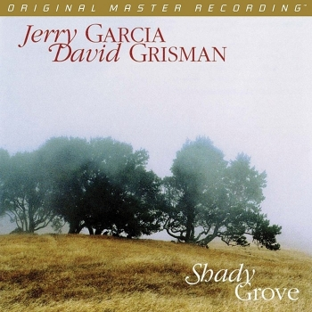 jerry garcía & david grisman - shady grove (2 x 33rpm lp halfspeed)