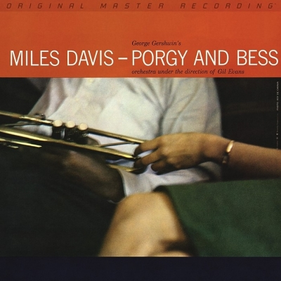miles davis - porgy & bess (2 x 45rpm lp halfspeed)