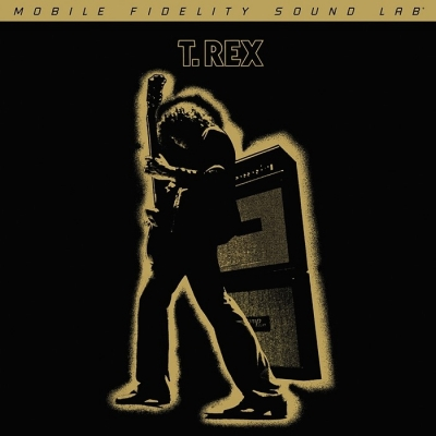 t. rex - electric warrior (2 x 45rpm lp halfspeed)