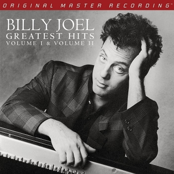 billy joel - greatest hits volume I & volume II (3lp box halfspeed)