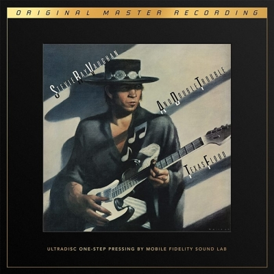 stevie ray vaughan - texas flood (2 x 45rpm ultradisc one step lp box halfspeed)