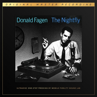donald fagen - the nightfly (2 x 45rpm ultradisc one step lp box halfspeed)