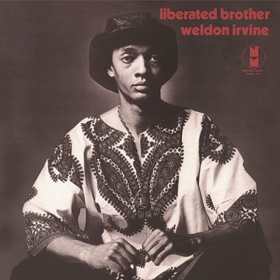weldon irvine - liberated brother (33rpm lp)