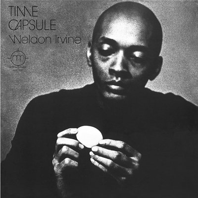 weldon irvine - time capsule (33rpm lp)