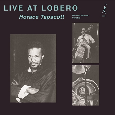horace tapscott - live at lobero (33rpm lp)