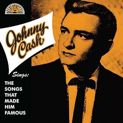 johnny cash - sings the songs that made him famous (33rpm lp)