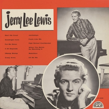 jerry lee lewis - same (33rpm lp)