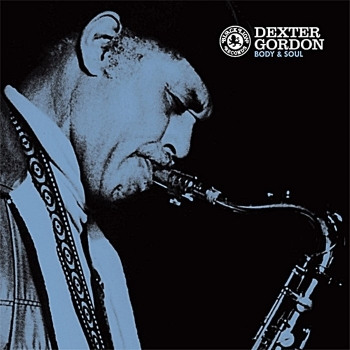 dexter gordon - body & soul (33rpm lp)