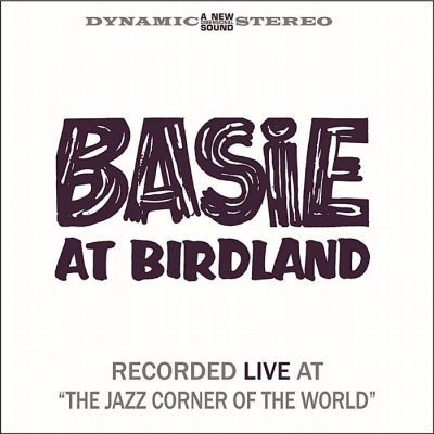 count basie - basie at birdland (2 x 33rpm lp)