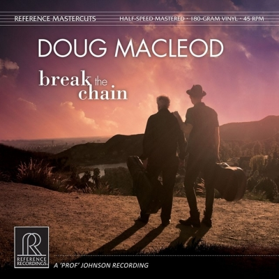 doug macleod - break the chain (2 x 45rpm lp halfspeed)
