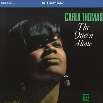 carla thomas - the queen alone (33rpm lp)