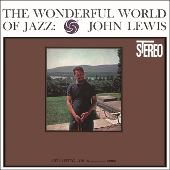 john lewis - the wonderful world of jazz (33rpm lp)