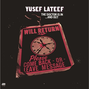 yusef lateef - the doctor is in … and out (33rpm lp)