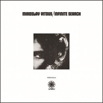 miroslav vitous - infinite search (33rpm lp)