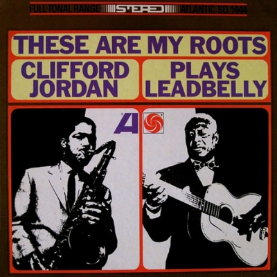 clifford jordan - these are my roots (33rpm lp)