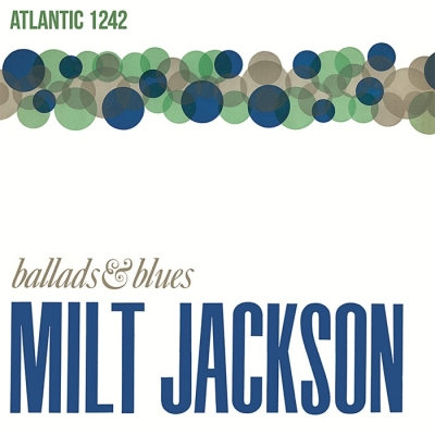 milt jackson - ballads & blues (33rpm lp)