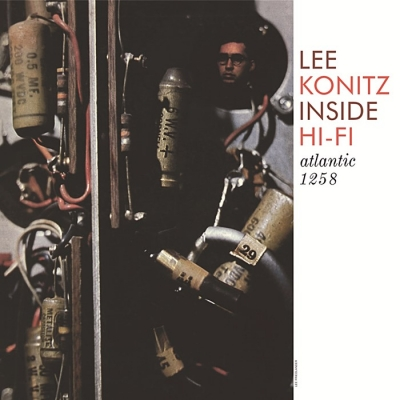 lee konitz - inside hi-fi (33rpm lp)