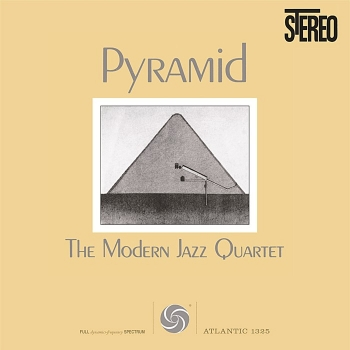 modern jazz quartet - pyramid (33rpm lp)