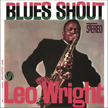 leo wright - blues shout (33rpm lp)
