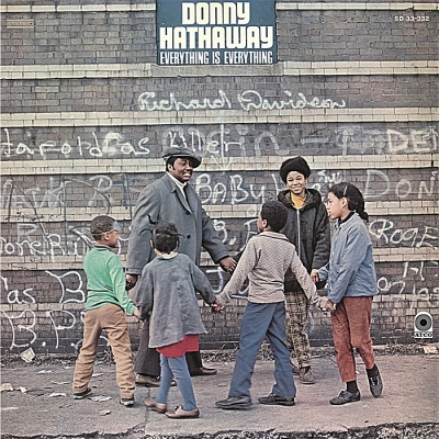 donny hathaway - everything is everything (33rpm lp)