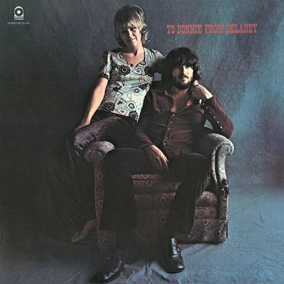 delaney & bonnie & friends - to bonnie from delaney (33rpm lp)