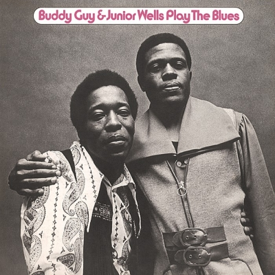 buddy guy & junior wells - play the blues (33rpm lp)