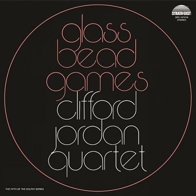 clifford jordan quartet - glass bead games (2 x 33rpm lp)