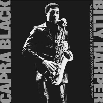 billy harper - capra black (33rpm lp)