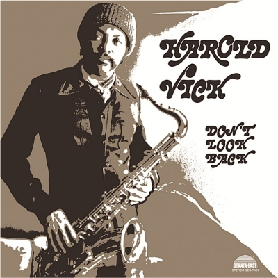 harold vick - don't hold back (33rpm lp)