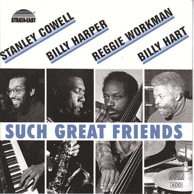 stanley cowell & billy harper & others - such great friends (33rpm lp)