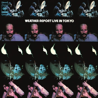 weather report - live in tokyo (2 x 33rpm lp)