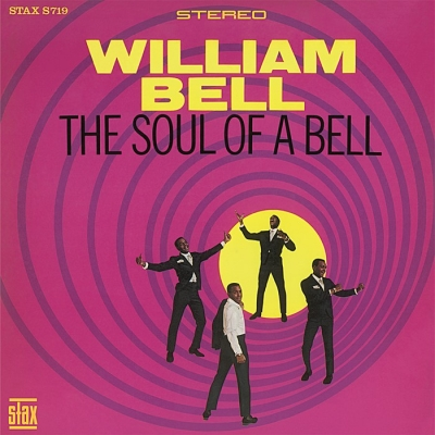 william bell - the soul of a bell (33rpm lp)