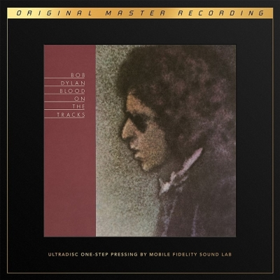 bob dylan - blood on the tracks ((2 x 45rpm ultradisc one step lp box halfspeed)